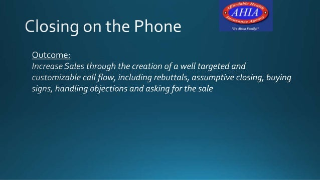 Call flow(scripting)call center training sales  Slide 2
