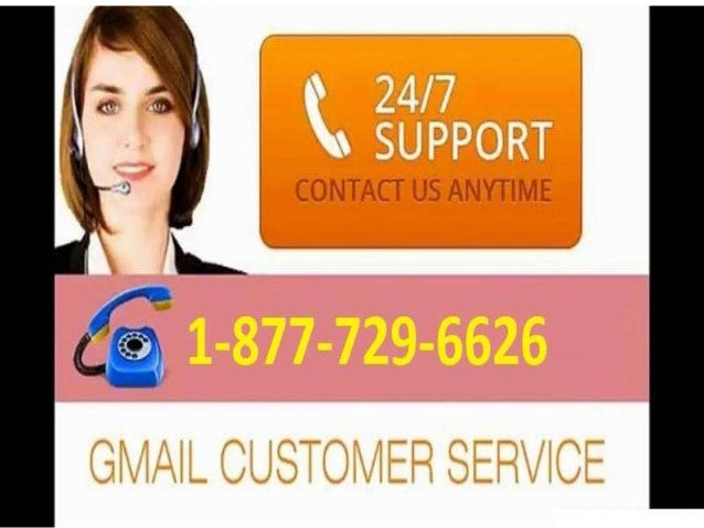 Gmail Customer Care 1-877-729-6626