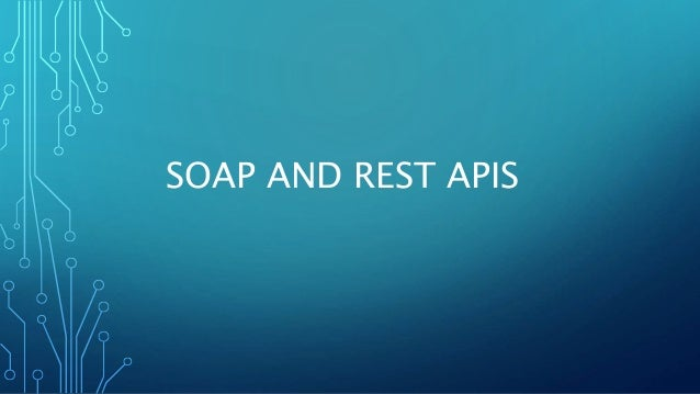 Calling SOAP and REST API's from PL/SQL