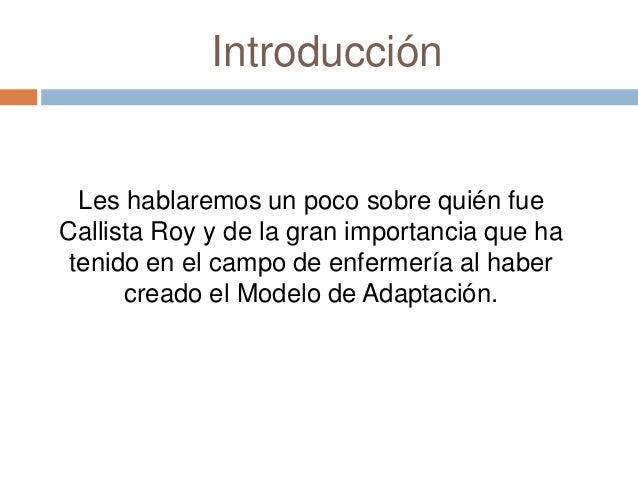 Callista roy presentacion 2 Slide 2