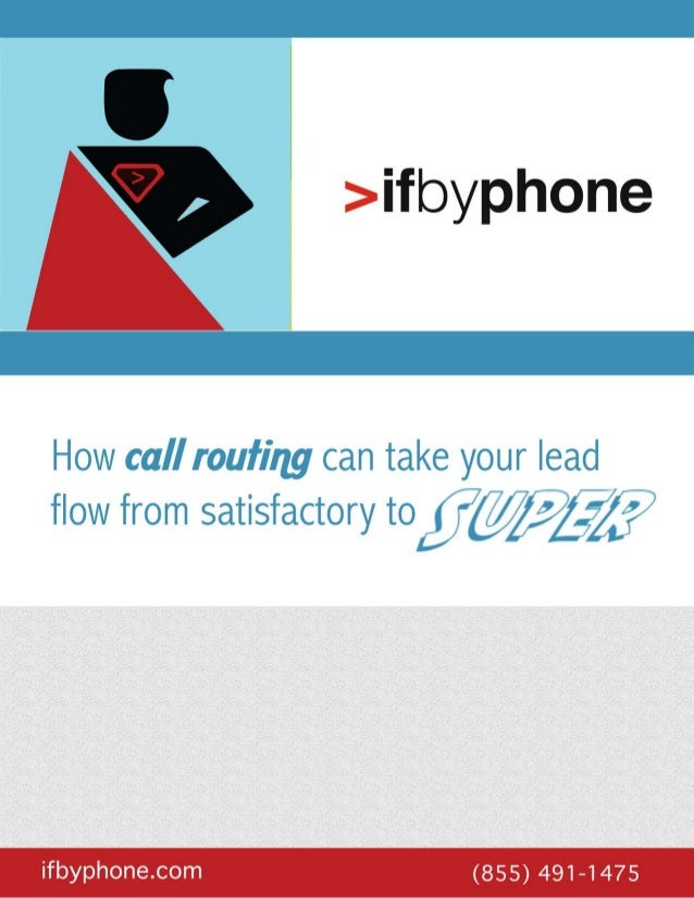 Call Routing Superheroes Guide