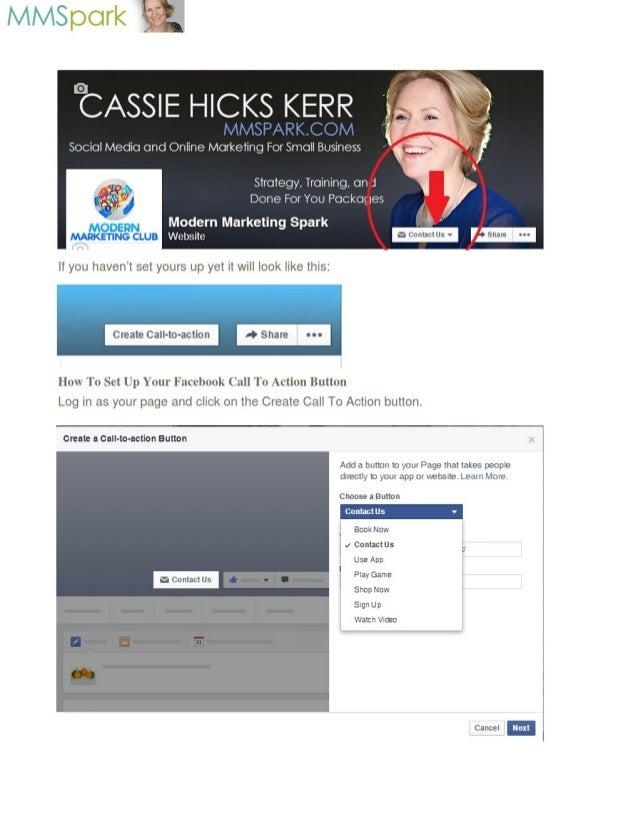 /vilvispark I  QCASSIE HICKS KERR  Mi/ lSPAl? l<. COi/ i  Social Media and Online Marketing For Small Business  I»   '.   ...