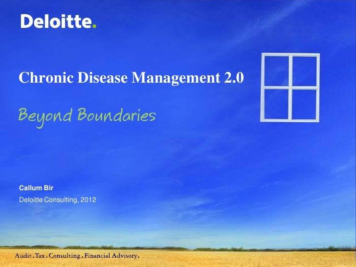 Client X Disease Management 2.0Chronic Program A:Market Opportunity AssessmentMid-Project ReviewCallum BirDecember 2, 2009...