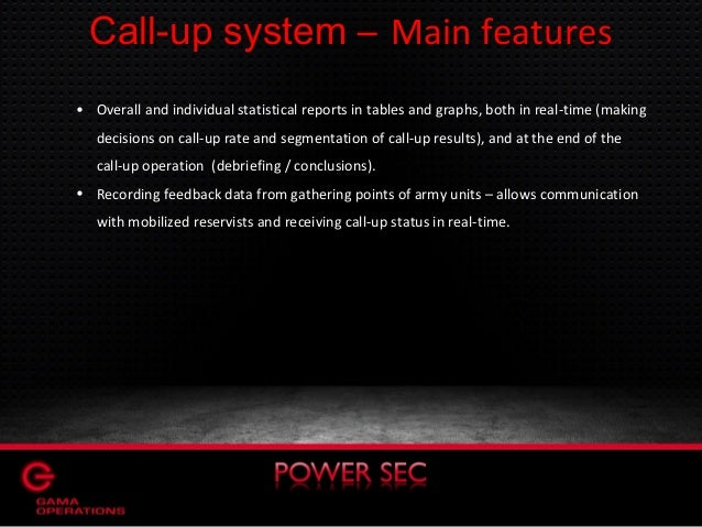 Call up dialer (new)