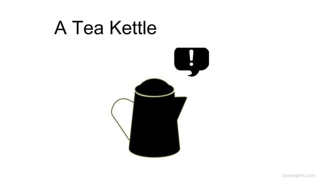 caseorganic.com A Tea Kettle