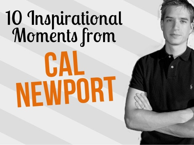 10 Inspirational Moments from   Cal New port