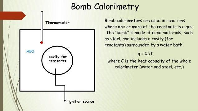 how to use a calorimeter