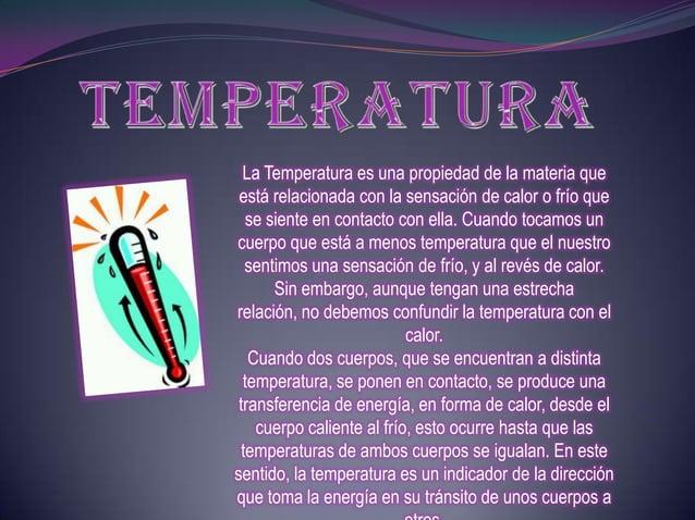 Todos sabemos que cuando calentamos un objeto su temperaturaaumenta. A menudo pensamos que calor y temperatura son lo mism...