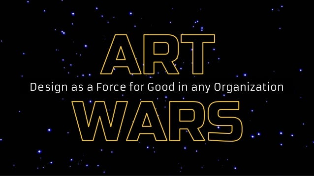 Design as a Force for Good in any Organization