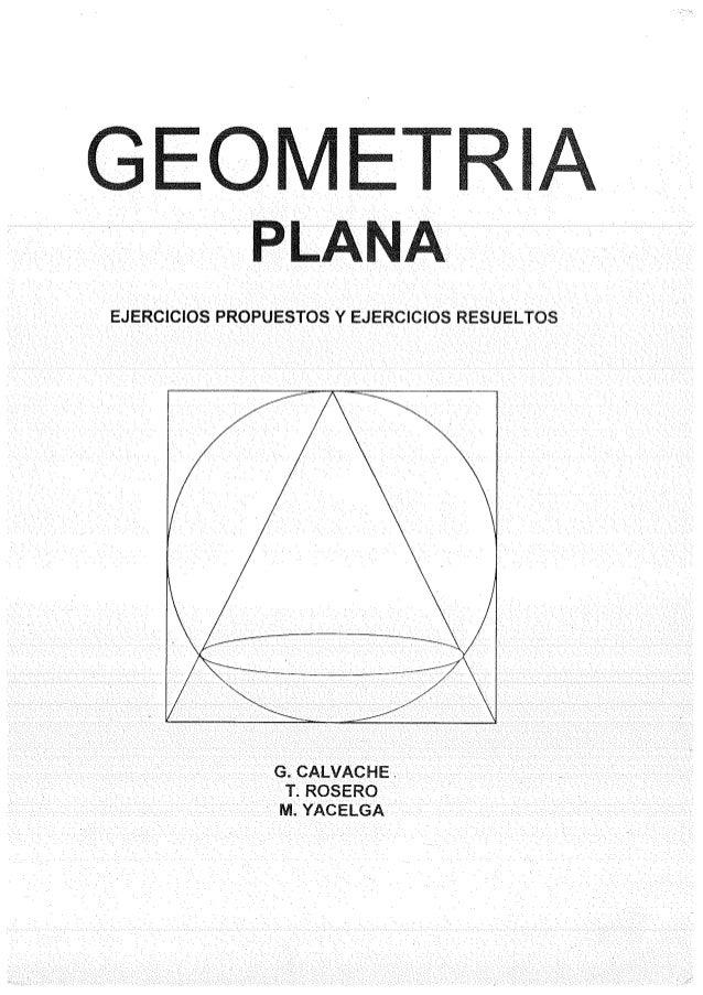 GEOMETRIA DE CALVACHE LIBRO PDF DOWNLOAD