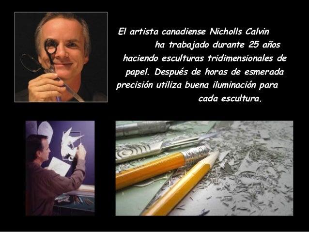 Calvin Nicholls Slide 2