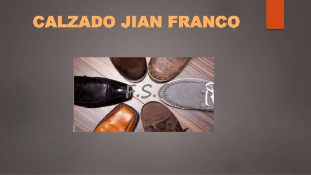 CALZADO JIAN FRANCO
