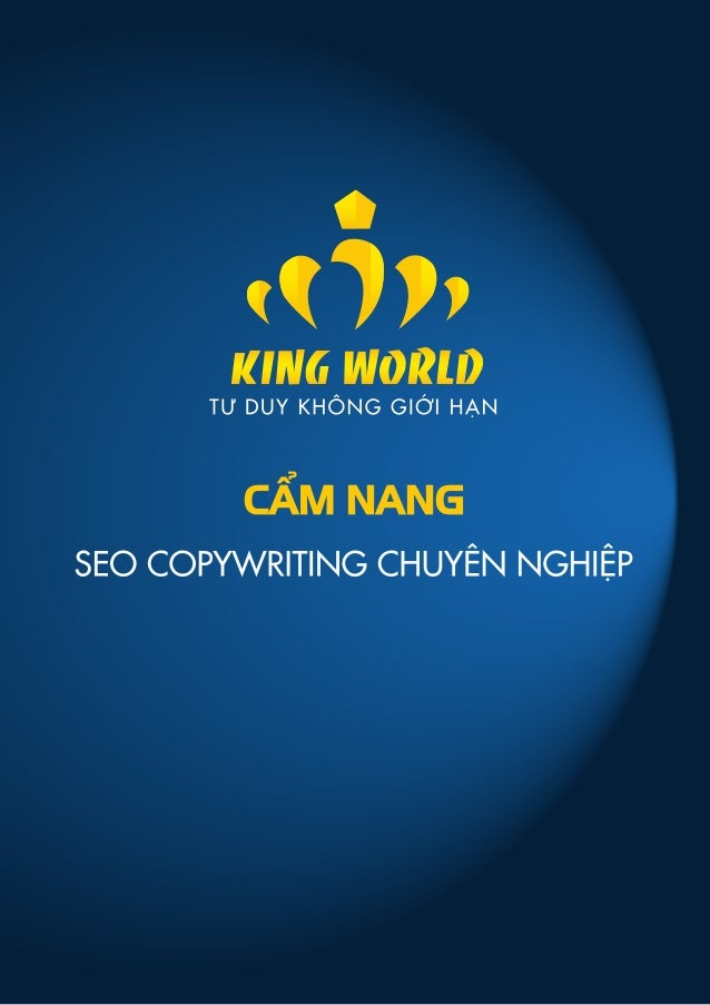 I «(77)  KING WORLD  TU DUY KHóNG GIOI HAN  cííM NANG SEO COPYWRITING CHUYEN NGHIEP