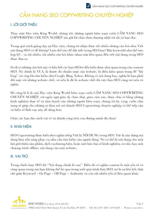 Cam nang-seo-copywriting Slide 3