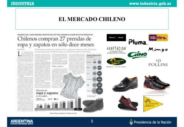 cfc5cd8cfcf Estudio de Inteligencia Comercial - Mercado chileno de calzado - Mayo…