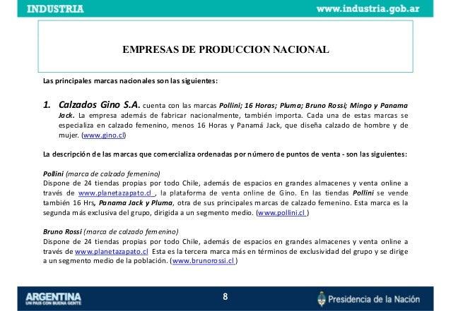 34b88fff1b1 Estudio de Inteligencia Comercial - Mercado chileno de calzado - Mayo…
