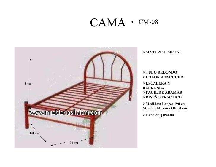 Camas for Medidas de cama matrimonial