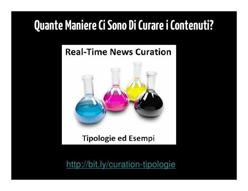 I Nuovi Formati per i Contenuti Curati      http://bit.ly/curation-formati-emergenti