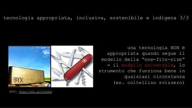 caratteristiche di un progetto ICT4D di successo  1. ADATTABILE  2. PARTECIPATIVO E INCLUSIVO  3. SEMPLICE E ACCESSIBILE  ...