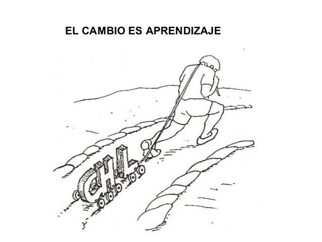 EL CAMBIO ES APRENDIZAJE