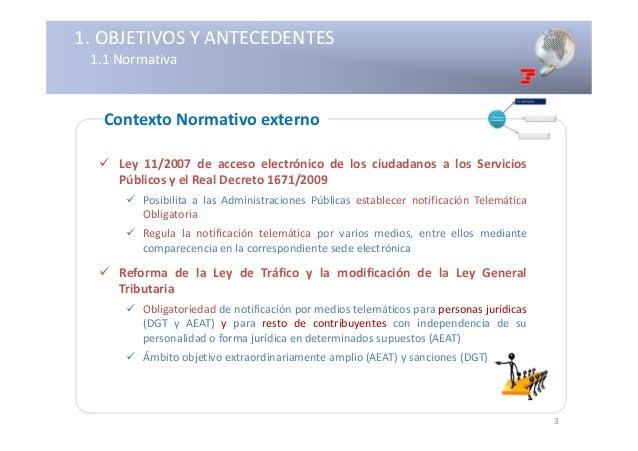Notificaciones telemáticas Seguridad Social Slide 3