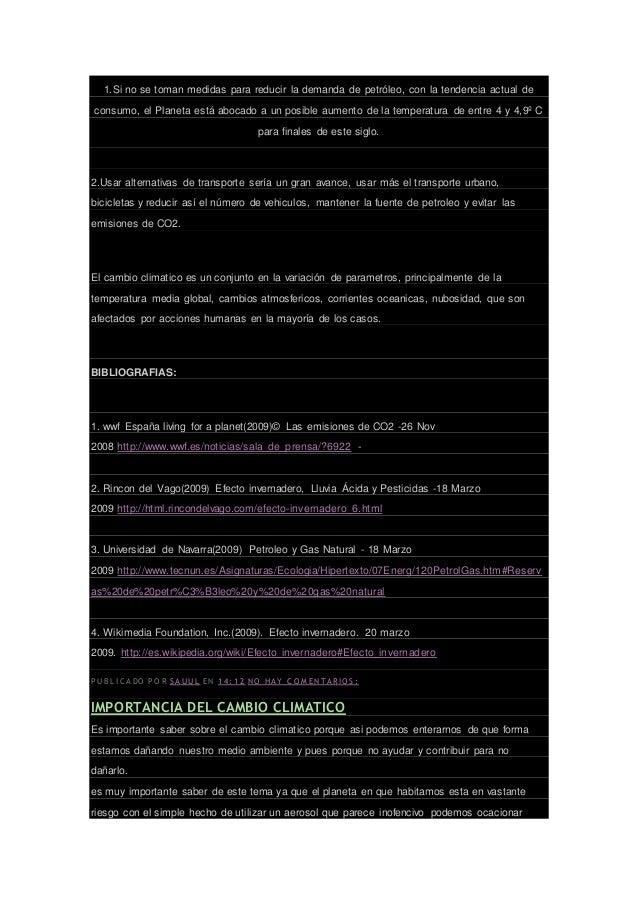 Cambio climatico anexo leer recomendaciones y conclucin 14 1 urtaz Gallery