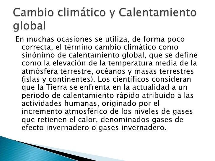 Globall warmin' Slide 3