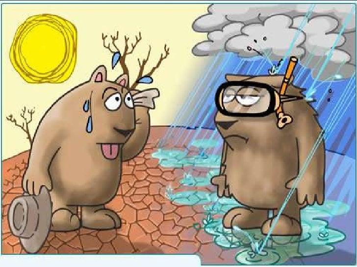 Se llama cambio climático    ¿Qué son?   a la modificación del   clima con respecto al historial climático a una escala gl...