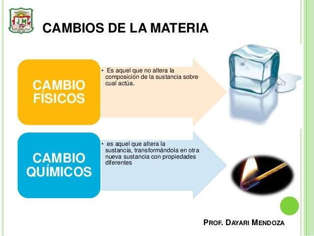 Cambios físicos, mezclas y soluciones Slide 2
