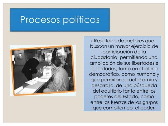 Reforma ◦ El proceso paulatino de cambios que se dé en el interior de las estructuras sin que afecten al sistema social lo...