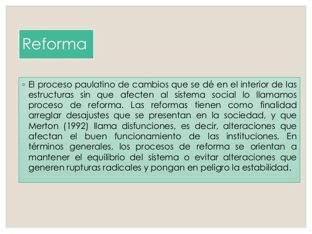 CAMBIO SOCIAL Y MODERNIZACIÓN ◦ La modernización de acuerdo con Carlota Solé (1976), se inscribe dentro de la tradición de...