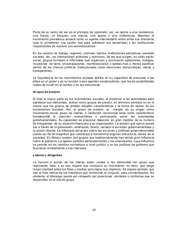 Cambio social 12 10-13