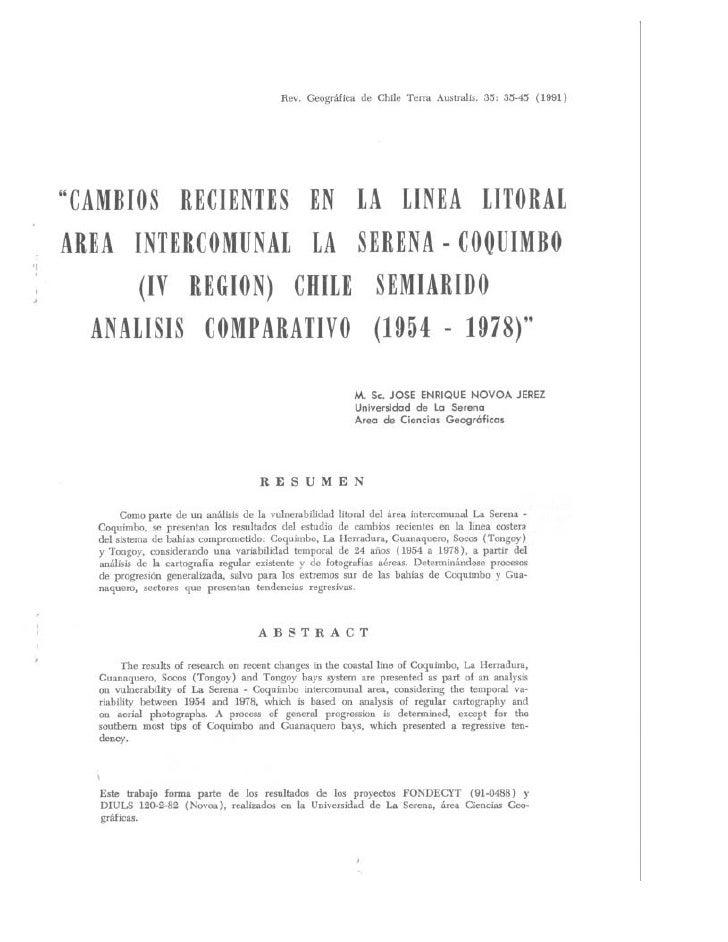 Cambiosrecienteslinealitoral Serena Coquimbo[1]