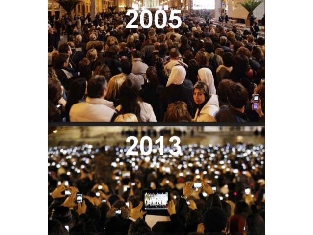 Por eso se están empezando a usar en algunas acciones políticas. En Hong Kong, uso de las linternas: MÓVILES COMO ACCIÓN