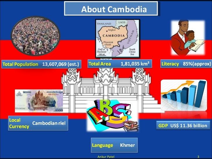 Cambodia. Slide 3
