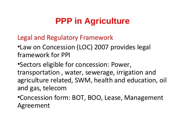 Public private partnership in agriculture ppp pronofoot35fo Choice Image