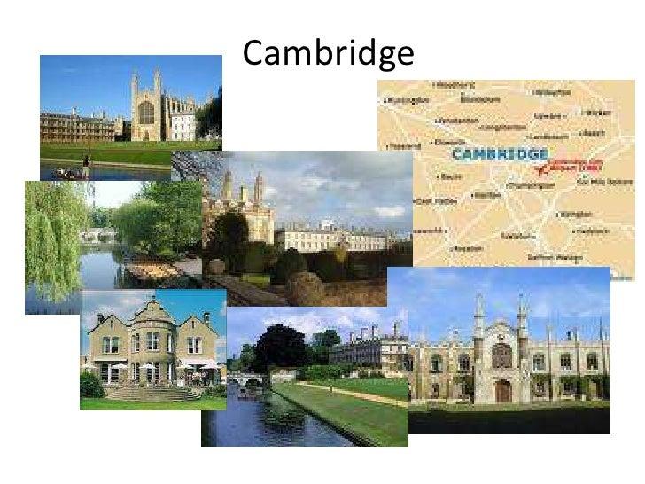 Cambridge<br />