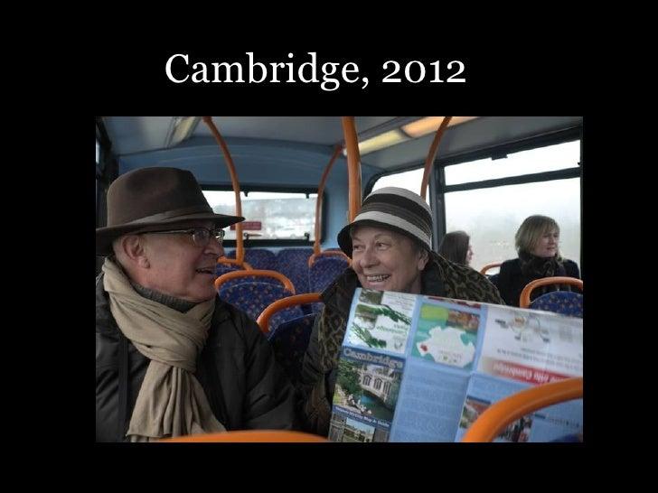Cambridge, 2012