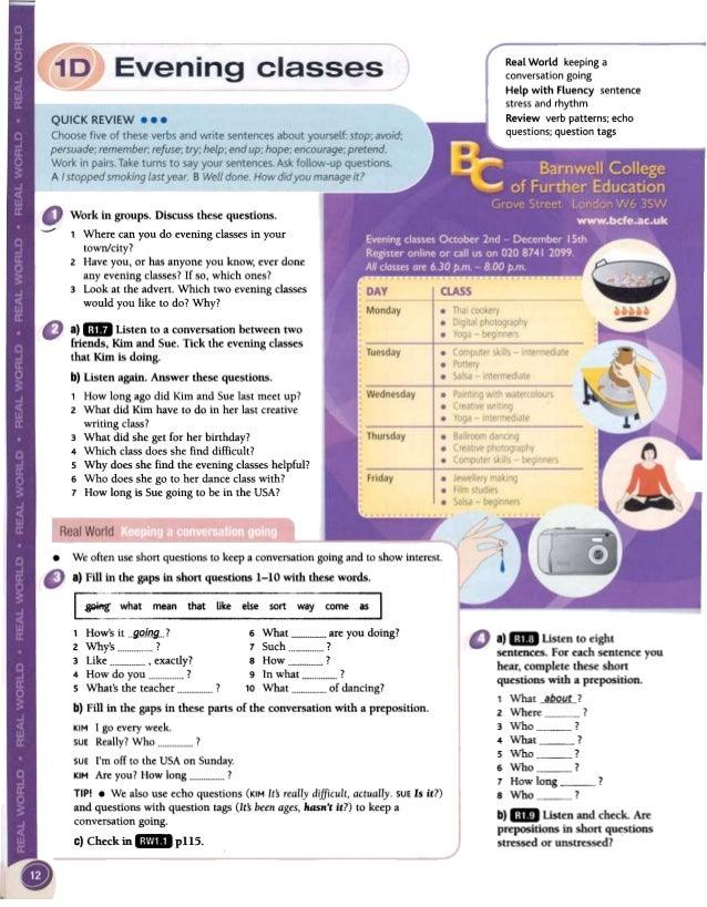 face to face pre intermediate student book pdf