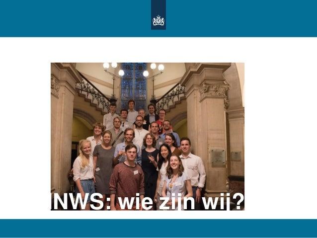 NNWS: wie zijn wij?