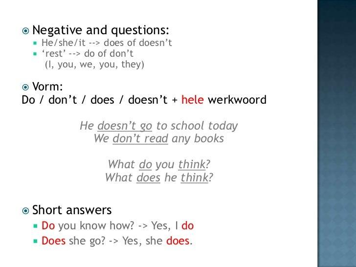 Cambridge grammar unit 1 + 2 Slide 3