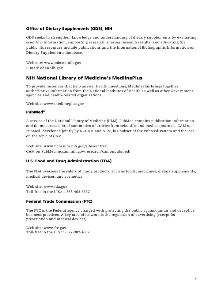 Complementary and Alternative Medicine - 2 (Additional PLUS Reading M…