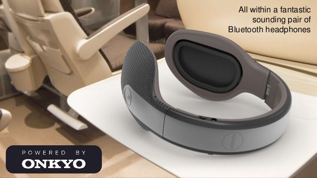 Kokoon @ Wearables London - Sleep Sensing headphones 28052015