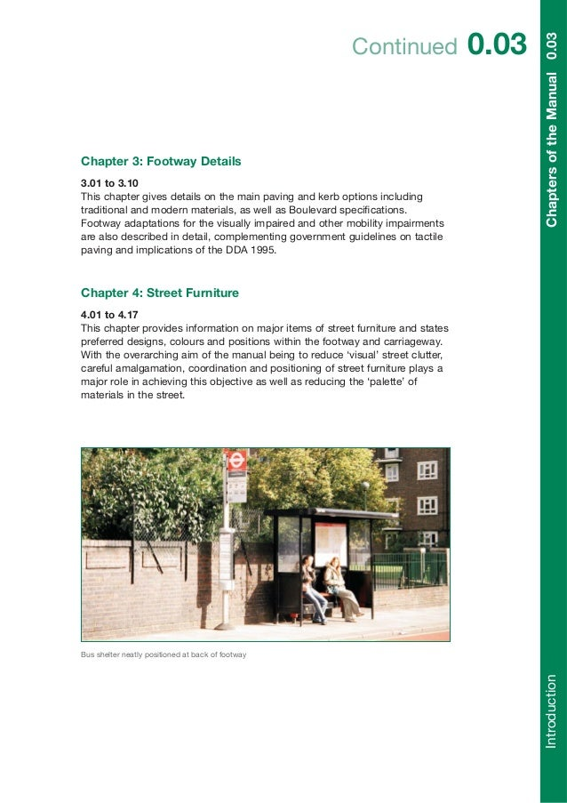 Furniture Design Guidelines interesting street furniture design guidelines specifies elements