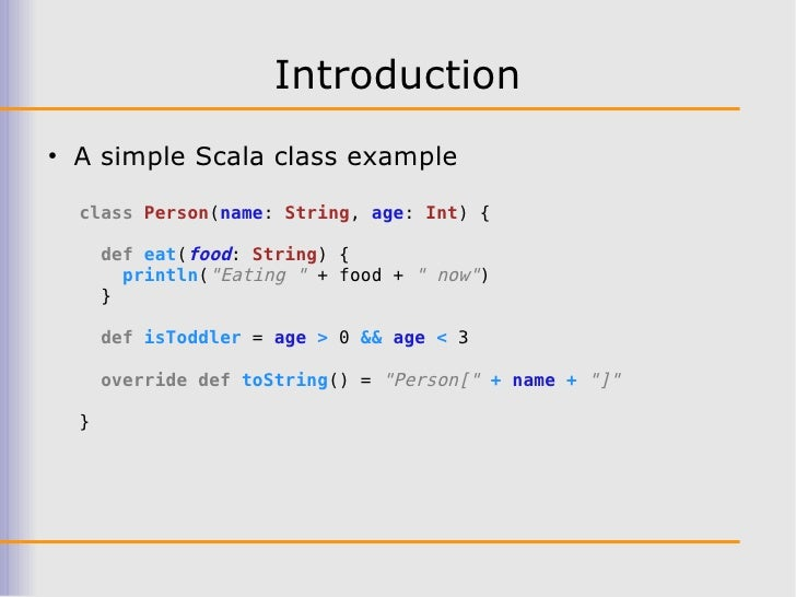 Developing a new Scala DSL for Apache Camel