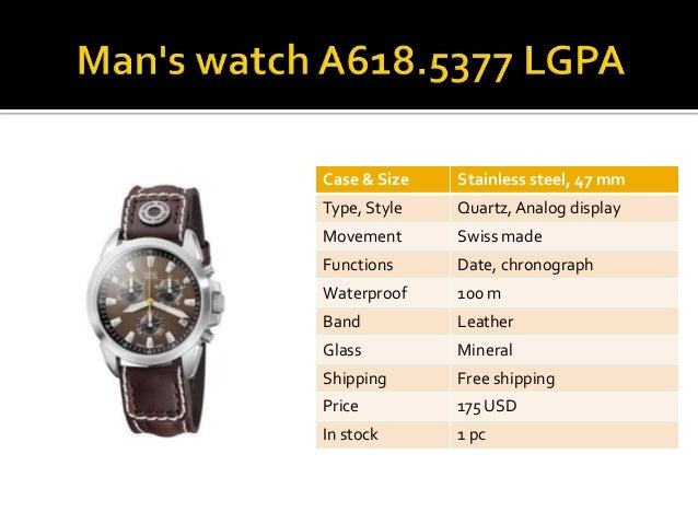 2bd6e0451f6 Camel active watches in Sale - June 2014