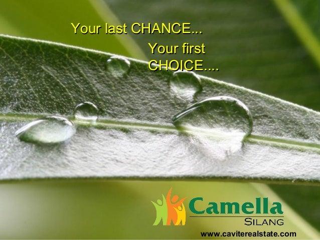 Powerpoint Templates Page 1Powerpoint Templates Your last CHANCE...Your last CHANCE... Your firstYour first CHOICE....CHOI...