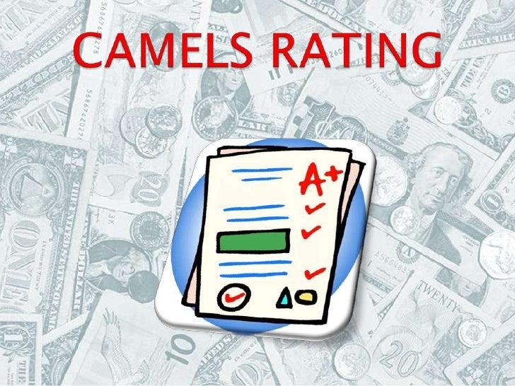 CAMELS RATING<br />