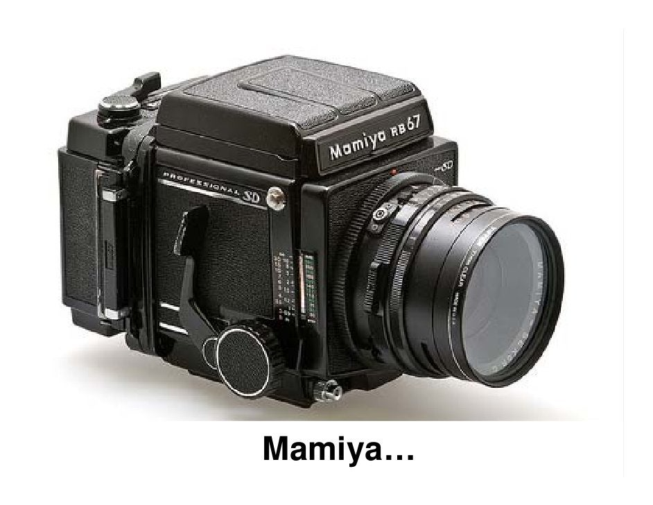 The camera industry used to be a  kind of happy and stable family