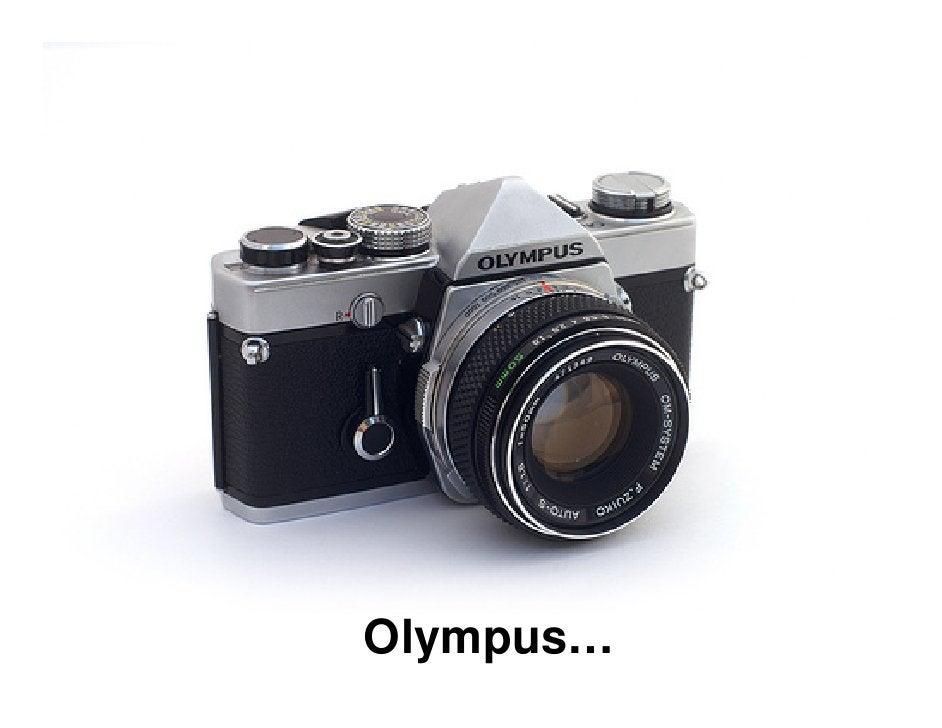 … and Polaroid…